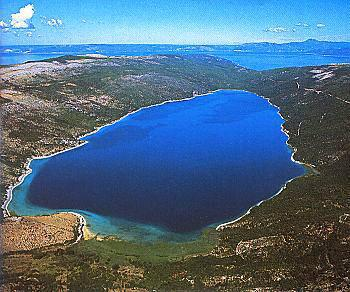 Vranské jezero - Vranské jezero