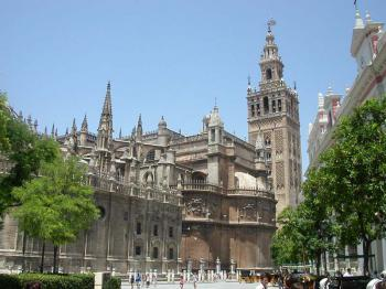 Španělsko, Sevilla