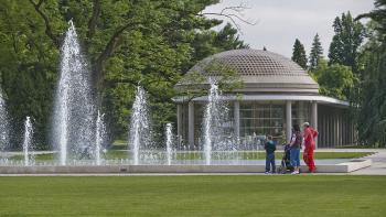 PoděbradyLázeňský park