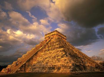 Chichen Itzá - Chichen Itza, Mexiko, Mayská Riviera