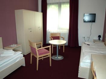 Pokoj, Hotel Libuše, Ubytování lázně Poděbrady