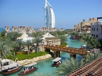 Spojené Arabské Emiráty - Dubai