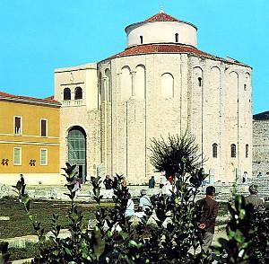 Zadar, historické centrum