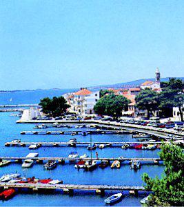 dovolená 2016 ,  Biograd - přístav