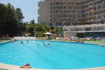 dovolená 2016 ,  Lloret de Mar, Hotel Samba