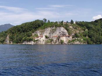 Lago Maggiore - druhé největší jezero Itálie - Lago Maggiore