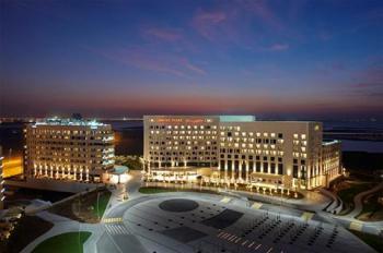 Hotel Crown Plaza, Abu Dhabi - Yas Island