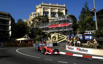 Formule 1, Monte Carlo, Monako