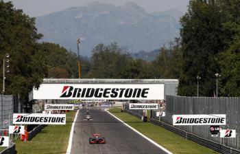 Formule 1 - Monza, Velká cena Itálie
