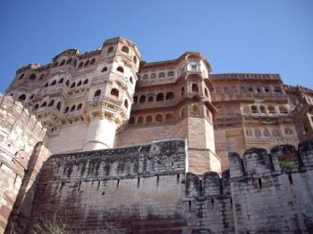 Pevnost Mehrangarh, Jodhpur - Jodphur