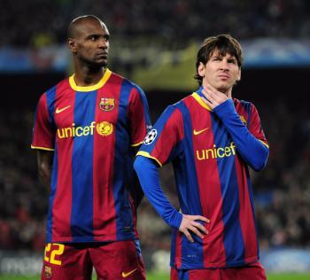 Fotbal ve Španělsku - Barca
