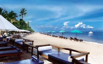 Indonésie, Bali - ostrov Bohů - Sanur Beach
