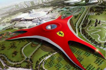 Abu Dhabi - Ferrari World