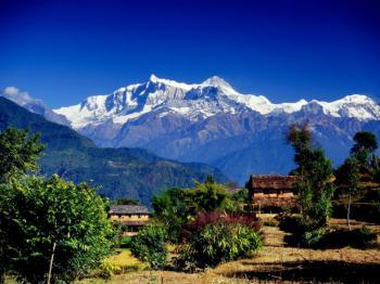 Nepál - Pokhara