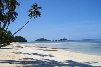 Filipíny - Punta Bulata