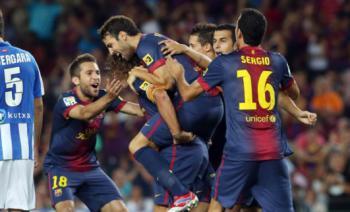 Primera Division, FC Barcelona
