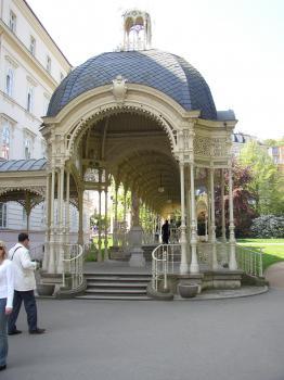 Karlovy Vary, Hadí Pramen