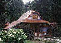 Luhačovice - sluneční lázně
