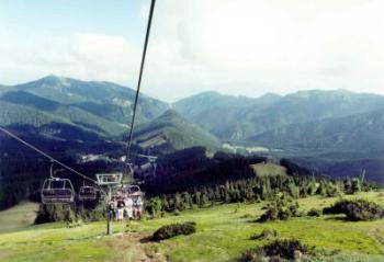 Ubytování Slovensko, Nízké Tatry