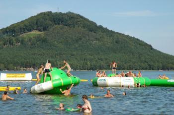 Máchovo jezero - Intergast
