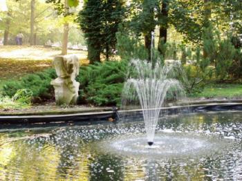 Konstantinovy Lázněpark