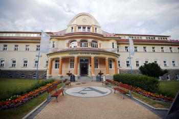 Curie, Wellness centrum Argicola