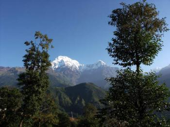 Ghandruk, oblast Annapurny