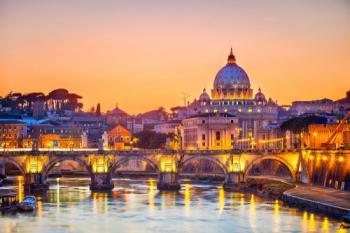 Řím - hlavní město Itálie - Řím
