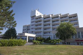 Dudince - hotel Hviezda