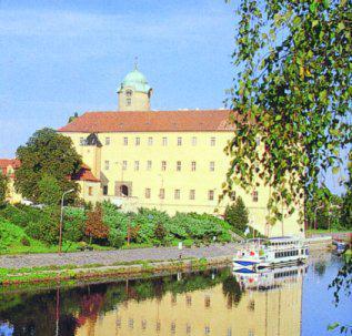 Česká Republika - Lázně Poděbrady