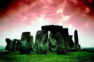 Stonehenge - tajemná megalitická stavba - Stoneheange