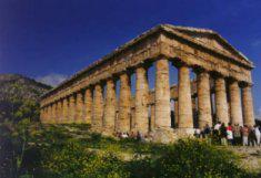 Segesta - Sicílie