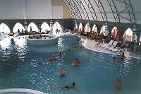 Velký Meder - krytý bazén
